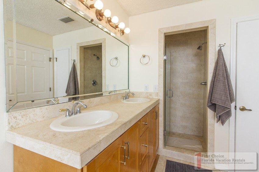 Atlantic Bliss Bathroom with Shower