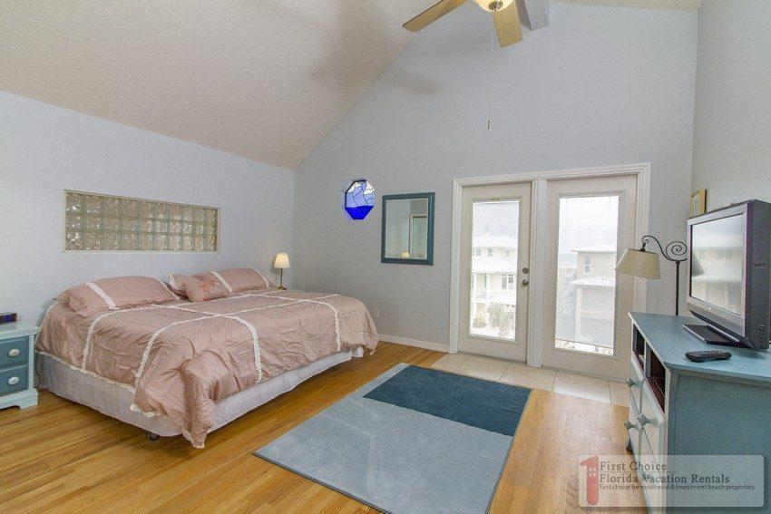Atlantic Bliss Bed with Patio Doors