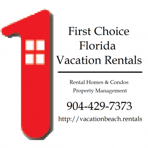About First Choice Florida Vacation Rentals Square Logo 1024×1024