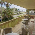 Sugar Sand Villas B Balcony with Patio Furniture