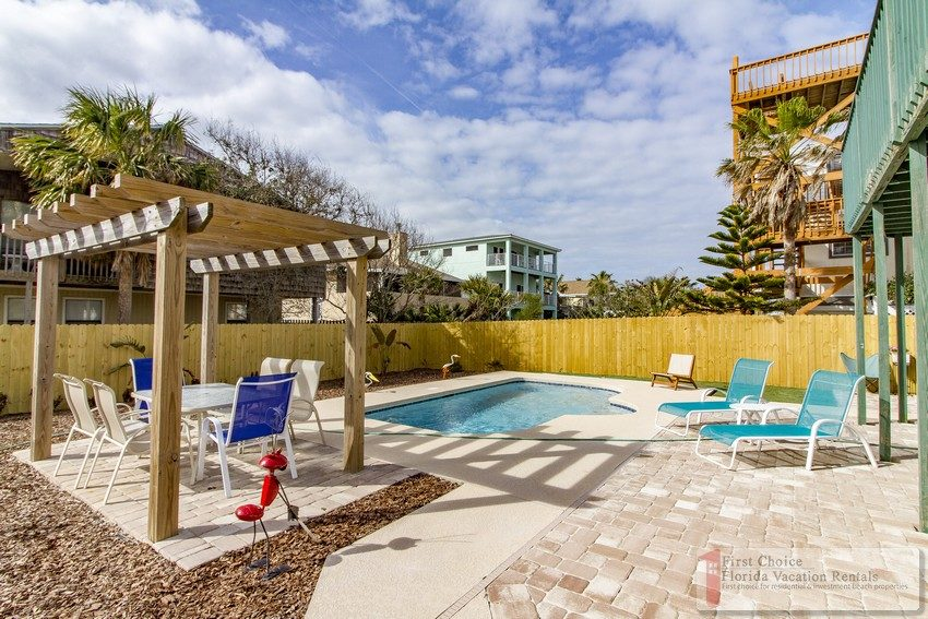 Atlantic Bliss Patio with Swimming Pool