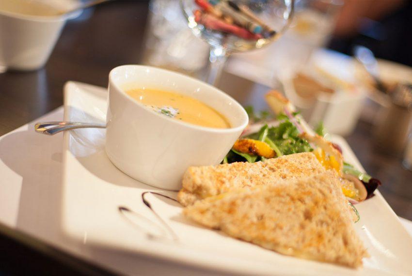 BBs Culinary Creations Home Slider Wedding Dinner