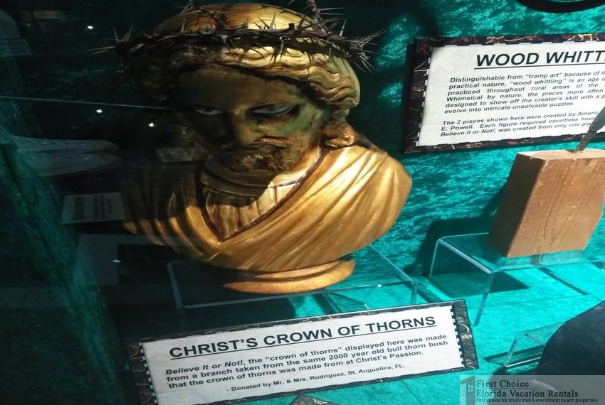 Ripleys Believe it or Not Christs Crown of Thorns