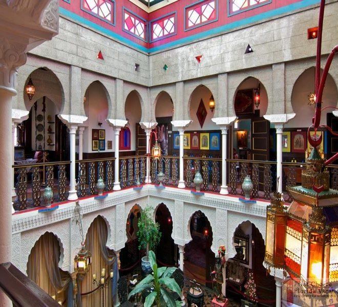 Villa Zorayda Courtyard