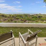 Beachers Lodge 120 Patio View